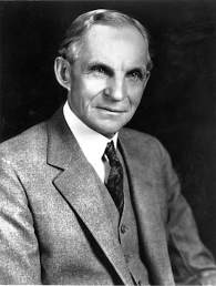 Henry Ford, the automobile industrial pioneer, dies at 83 in 1947 - New  York Daily News