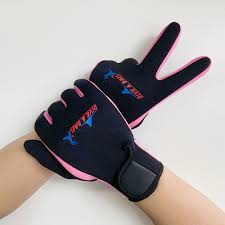 Diving Gloves Size Chart Diving Gloves Underwater Hand Protection