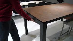 Ausziehbarer Tisch Enix Von Mobliberica Mit Kratzfester Keramik