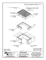 Product spec sheet 2'x3′ pull box e 492 group 2 ladwp diagram zoom image