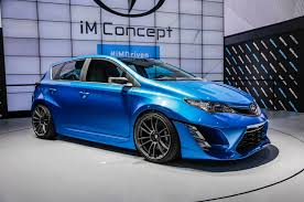 new car release april 2014Scion Ready To Introduce Two New Models In April 2015