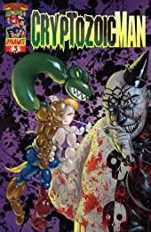 Cryptozoic Man Vol. 1: Decapitation Strike - (EU) Comics by comiXology