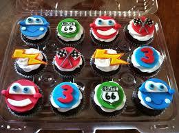 Cars 3 Cupcakes