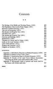 the collected works of john stuart mill volume v essays on  original table of contents or first page