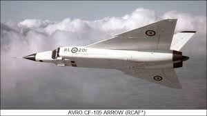 the avro cf arrow cold war jets arrow  the avro cf 105 arrow