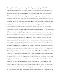 Nursing Essay Sample Magdalene Project Org