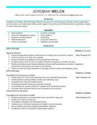 Amazing Resume Examples 100 Amazing Admin Resume Examples Livecareer With Regard To 100