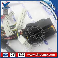 sh210 5 sh240 5 excavator external wiring harness krr12930 for sumitomo wiring harness sh210 5 sh240 5 excavator external wiring harness krr12930 for sumitomo in a c compressor & clutch from automobiles & motorcycles on aliexpress com