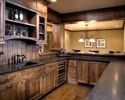 rustic basement bar ideas. Simple Basement Rustic Basement Kitchenette Homely Ideas Bar Lovely  For In Rustic Basement Bar Ideas E