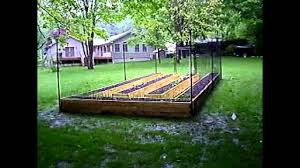 Small Picture Vegetable garden fence design decorations ideas YouTube
