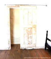 how to build a sliding barn door doors for shed diy entertainment center