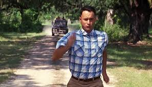 forrest gump movie review plugged in