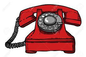 Cartoon Image Of Phone Icon. Telephone Symbol Stock Photo, Picture And Royalty Free Image. Image 81520932.