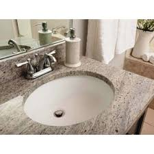 undermount bathroom sink oval. Beautiful Bathroom 1938inch European Style Oval Shape Porcelain Ceramic Bathroom Undermount  Sink Inside Overstockcom