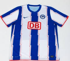 Hertha bsc was founded in 1892, and was a founding member of the german football association in leipzig in 1900. Hertha Bsc Kit History Football Kit Archive
