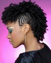 Black Hairstyles Mohawks Mohawk Hairstyles For Black Women With Weave Braided Mohawks