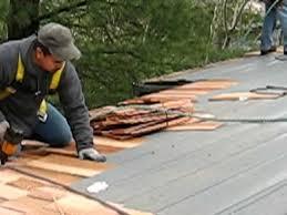 installing cedar shakes. Delighful Cedar Portland Cedar Shake Roof Installation Part 2  Life Of Oregon Intended Installing Shakes E