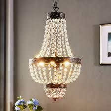 Hängeleuchte Jorve Mit Kristall Kaufen Lampenweltde