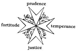 Risultati immagini per virtù cardinali