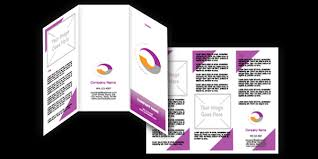 Brochures Templates Free Download Free Downloadable Brochure Templates For Microsoft Word Rome
