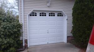 single car garage doors. Before-After-Single-Car-Garage-Door-After Single Car Garage Doors E