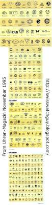 jewlery hallmarks graphic archive of horological logos and vine branding costume jewelry costumes gold list
