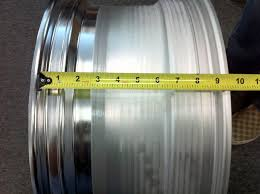 measuring wheel name. picking wheels and tires that fit: understanding offset, backspacing, bore center more! measuring wheel name