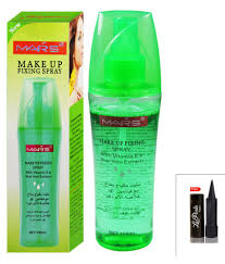 mars face makeup setting spray 160 ml