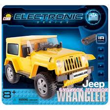 <b>Конструктор COBI</b> Джип Wrangler на радиоуправлении (COBI ...