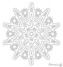 Coloriage Mandala Gratuit