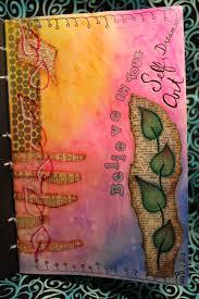 junk journal   Blue Crafty