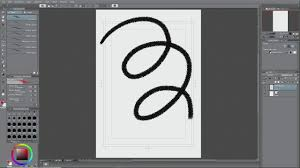 clip studio paint pro tutorial part 3 2 creating a new canvas resolution and layers