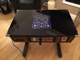Space Invader Couch Base Table Top Cocktail Arcade Machine Pacman New Retro 80s Games