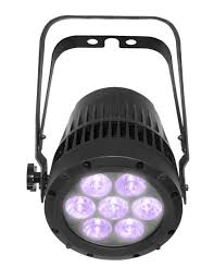 chauvet colorado 1 quad ip waterproof professional led lighting fixture