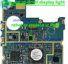Samsung I8190 Galaxy S III mini LCD ...