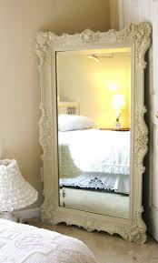 Mirrors In Bedroom Full Length Mirror In Bedroom To Home And Interior