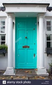 Turquoise front door Sherwin Williams Turquoise Door Stock Image Handballtunisieorg Turquoise Front Door Stock Photos Turquoise Front Door Stock