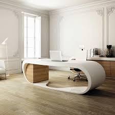 futuristic office furniture. modern home office by jennifer rambling renovators danny venlet designed the goggle desk for italian furniture manufacturer babini futuristic