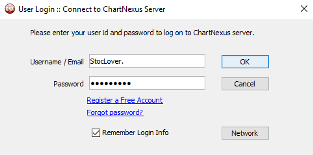 Tutorial Cara Download Data Eod Chartnexus Stoclover