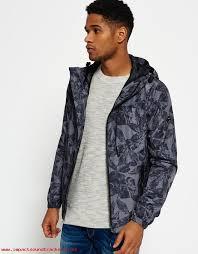 su137aa53jxm fashionable patterns superdry storm zip cagoule top ers mens coats jackets