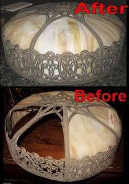 complete restoration slag shade repair