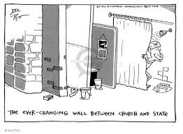 genre analysis separation of church and state joel pett s attempt at the subject attracts an entirely different audience pett s cartoon isn t your average sunday comic special