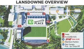 Stadium Guide Ottawa Redblacks