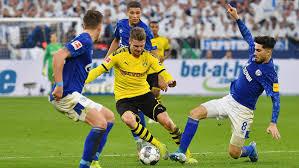 Borussia Dortmund - Schalke 04 live op tv
