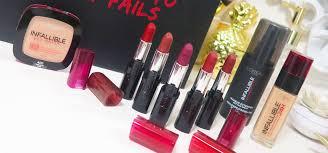 l oreal infallible makeup review say no to makeup meltdown giveaway