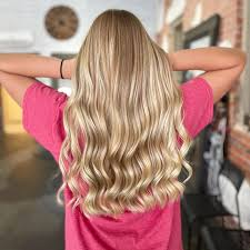 The JEM - Curled vs. Straight - Balayage by... | Facebook