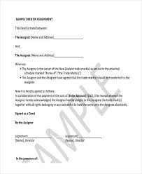Sample Deed Of Trust Form Gorgeous 48 Sample Deed Forms