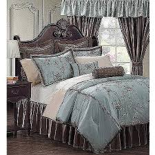EverRouge Amaryllis 24 Piece Room in a Bag Bedding and Window