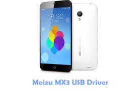 Download Meizu MX3 USB Driver