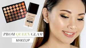 how to prom queen makeup tutorial filipino skin